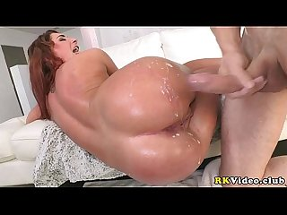 Fat ass savannah fox got asshole drilled