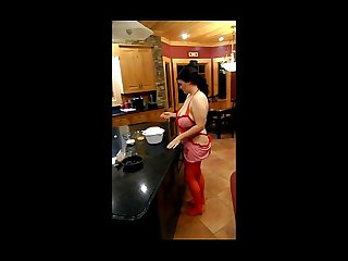 I Fuck My Naughty Pussy on the Kitchen Counter (Free Preview)