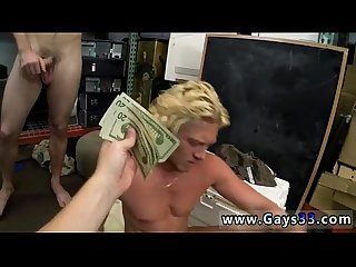 Teen boy vs man gay sex video Blonde muscle surfer boy needs cash