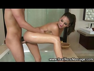 Nasty cock fetish bitch gets fucked