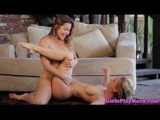 Model rimming and pussylicking