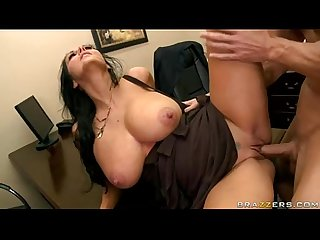 milfsonly.blogspot.com-Bald slut Ava Addams feels the Meaty dick