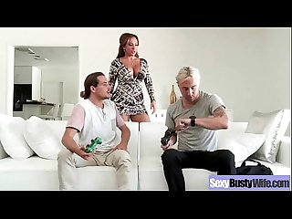 Performing Amazing Intercorse On Cam By Busty Mature Wife (richelle ryan) clip-27