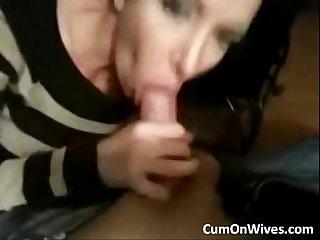 Amateur blowjob compilation 30