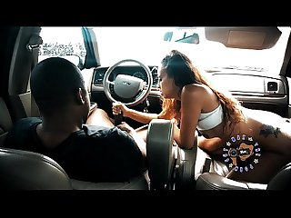 S1E4: RAINY DAY CAR HEAD AND SEX WITH SLIM THICK LATINA ALMOST CAUGHT PART 2 -MaxThePornGuy
