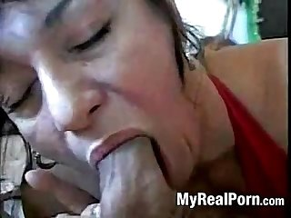 Nice bj by mature