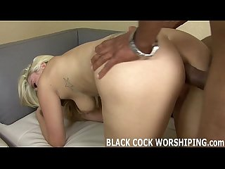 Hot sexy with a black guy is the best