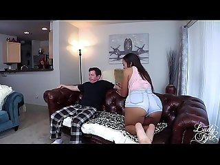 Uncle fucker excl Adriana maya fucks older man period interracial taboo