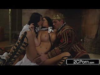 The game of thrones xxx parody storm of kings anissa kate jasmine jae