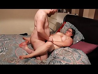 Brother in law fucks slutty sister