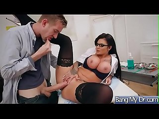 Slut Horny Patient (Candy Sexton) And Doctor In Hard Action Scene video-08