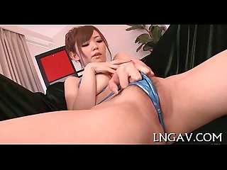 Large cock engulfing asian slut