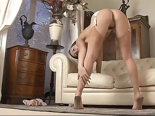 Amazing stockings tease comma free nylon porn Video 2f xhamster