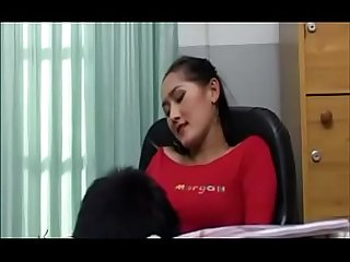 hot thai secretary movie