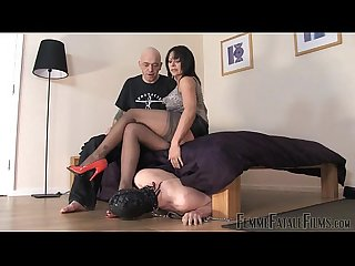 Carly s cuckold part1 mistress carly femmefatalefilms femdom sex