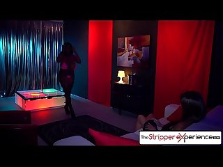 The StripperExperience - Jessica Jaymes & Maserati XXX lesbian party, big booty & big boobs