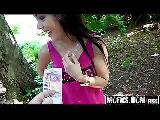Mofos public pick Ups angelina wild forest sex