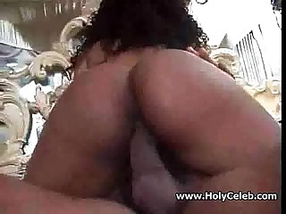 Black couple hard sex