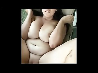 Very hot BBW young wife