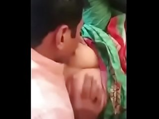 Cute Banglaa Grl with manager in car,more..