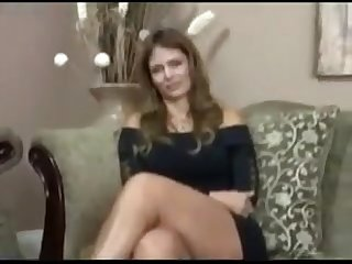 milf latina creampie for the white guy