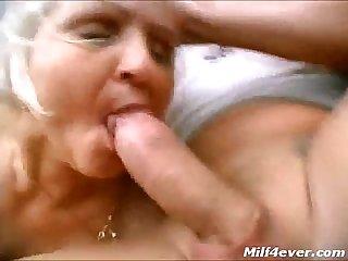 Mature blonde francesca and erlene