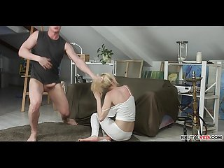 Blonde isabel stern gets fucked rough