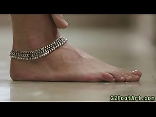 Babes angelic feet cummy