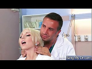 Sex Adventures On Cam With Doctor And Sluty Patient (christie) vid-09