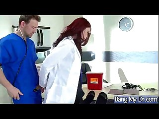 Sex in hospital office room with slut patient Monique alexander clip 18