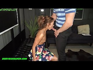 Petite Asian MILF Christy Love Roughly Fucked, Face Fucked, Slapped & Choked for New..