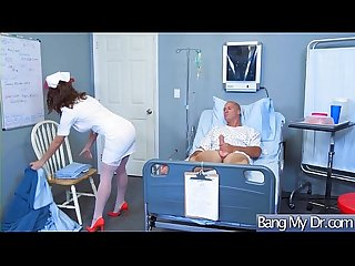Sex Adventures On Tape Between Doctor And Patient (Lily Love) video-23