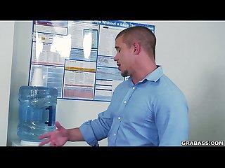 Making My Employee Earn That Bonus on GrabAss.com (xd15457)
