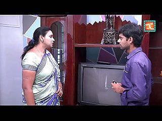 saree aunty seducing and flashing to TV repair boy .MOV