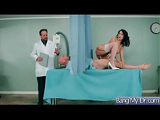 (Valentina Nappi) Hot Patient Get Seduced By Doctor And Nailed movie-29