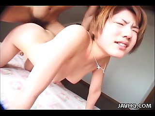 hot ass maki hoshino nailed hard