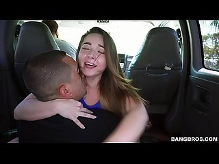 Fucking over hot petite college chick bambi brooks bb14976