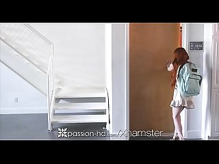 www.elation.ga :Passion hd tiny redhead teen dolly little welcome home fuck