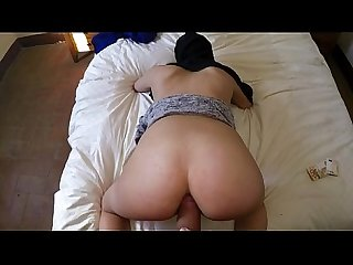 Paid Arab Teen Hottie Bent Over For Da Dick From Behind