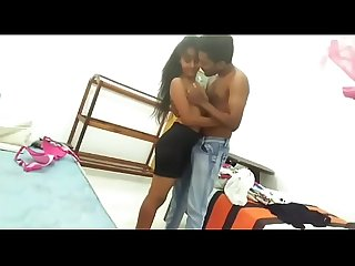 *Indian College Girl Romance With Boyfriend And Blowjob 10Min Clip*