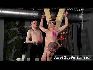 Naked men in bondage outside gay Inexperienced Boy Gets Owned