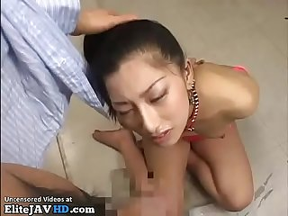 Japanese secretary blowjob training more at elitejavhd com