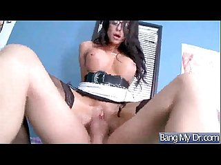 Dirty mind doctor seduce and hard bang Sexy patient jaclyn taylor vid 10