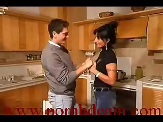 Italian mom and son S friend part 1 watch 2nd part on www pornhdcam com x264