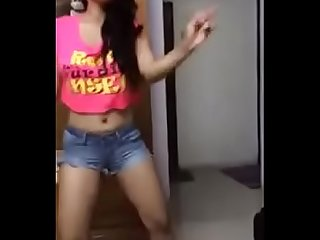 Pakistani girl dance