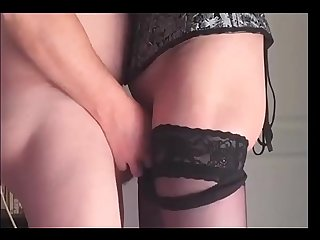 Mature amateur couple shows how to fuck hard properly. She is very submissive, and..