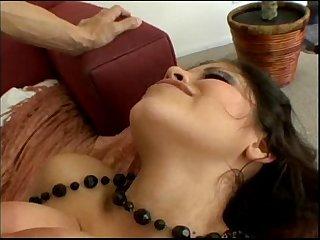 Evie delatossa gets cum on tits