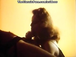 Annette haven lisa de leeuw paul thomas in classic Xxx scene