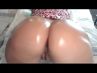 spicy j the big booty latina takes dildo on sexydatingcams com