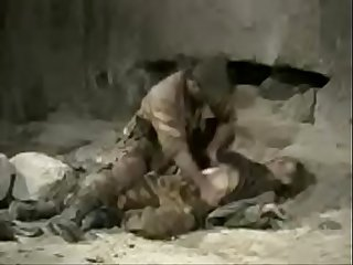 Rapest army man fucking village teen girl